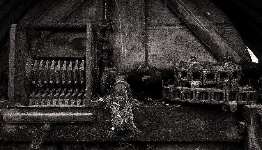 Tim Nichols Photograph - The Machine by Tim Nichols