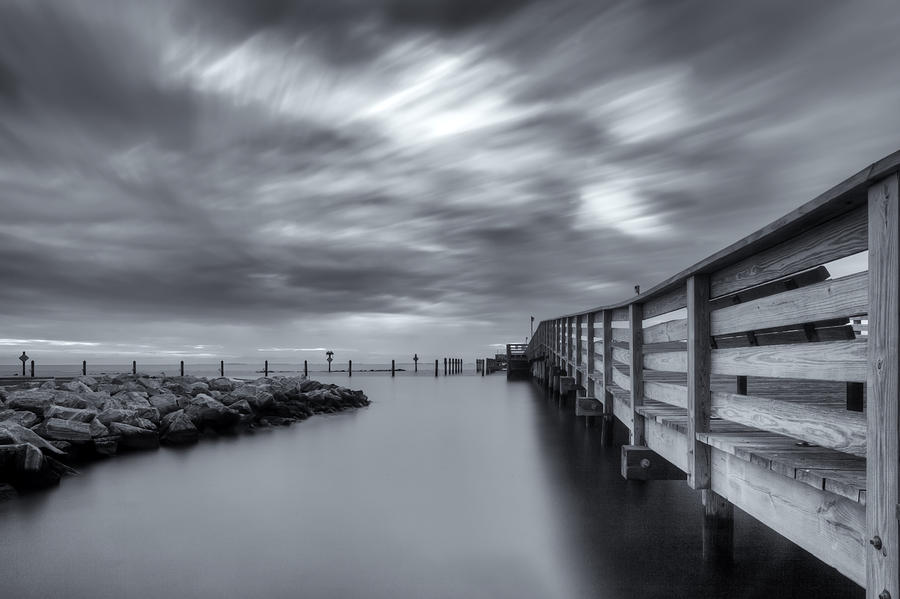 Lee Big Stopper Photograph - the magic of the Big Stopper by Edward Kreis