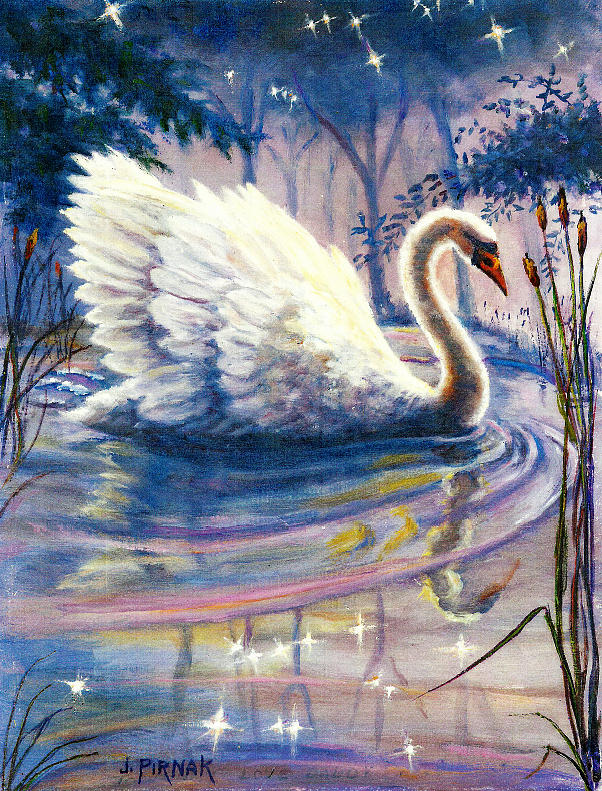 Famous Faerie Painting