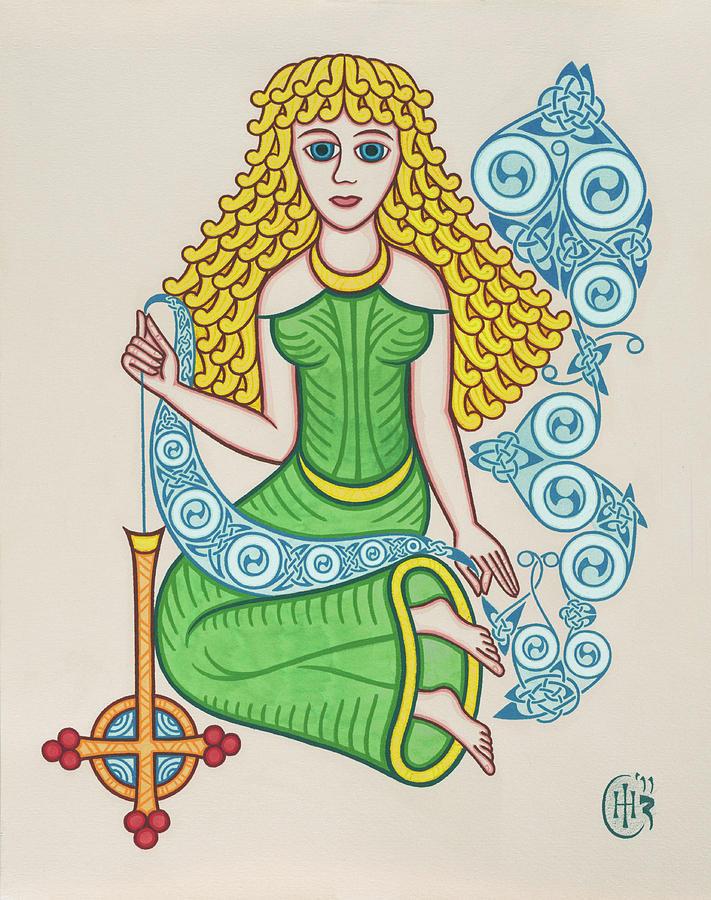 The Maiden by Ian Herriott