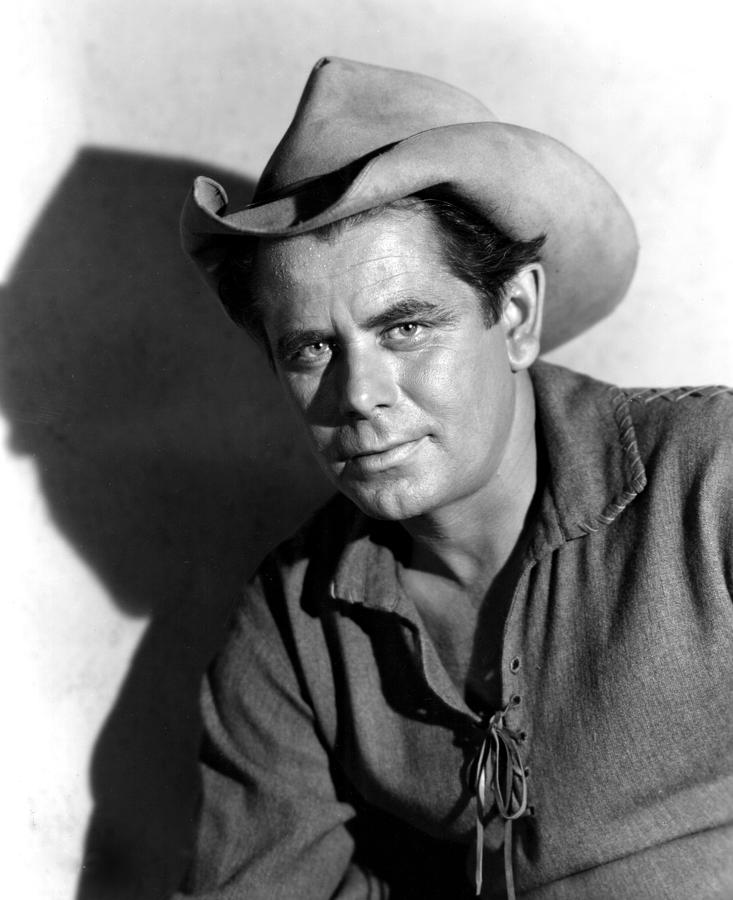 eee59967a014c 1953 Movies Photograph - The Man From The Alamo