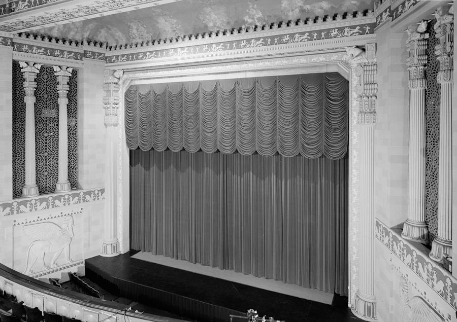 20th Century Photograph - The Missouri Theater Building, View by Everett