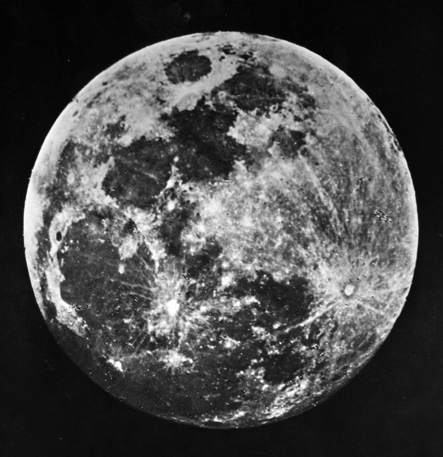 2 Desember dalam Sejarah: Daguerre Tangkap Citra Bulan untuk Pertamakali