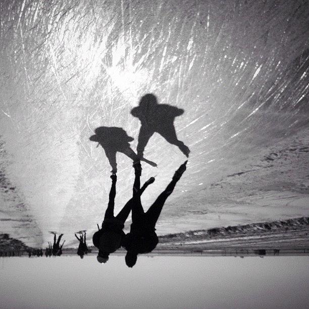 Noir Photograph - The National Dutch Fever... #shadowporn by Robbert Ter Weijden