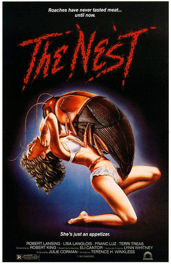 1980s Movies Photograph - The Nest, 1988 by Everett