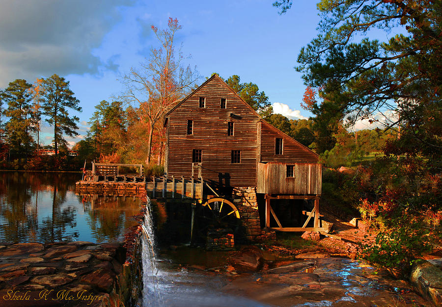 The Old Yates Mill by Sheila Kay McIntyre