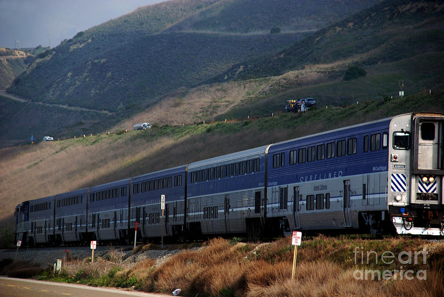 Amtrak Train Business Travel