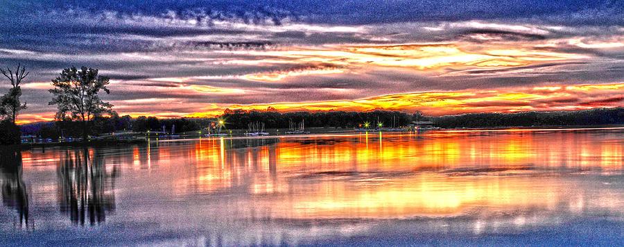The Painted Sundown Photograph