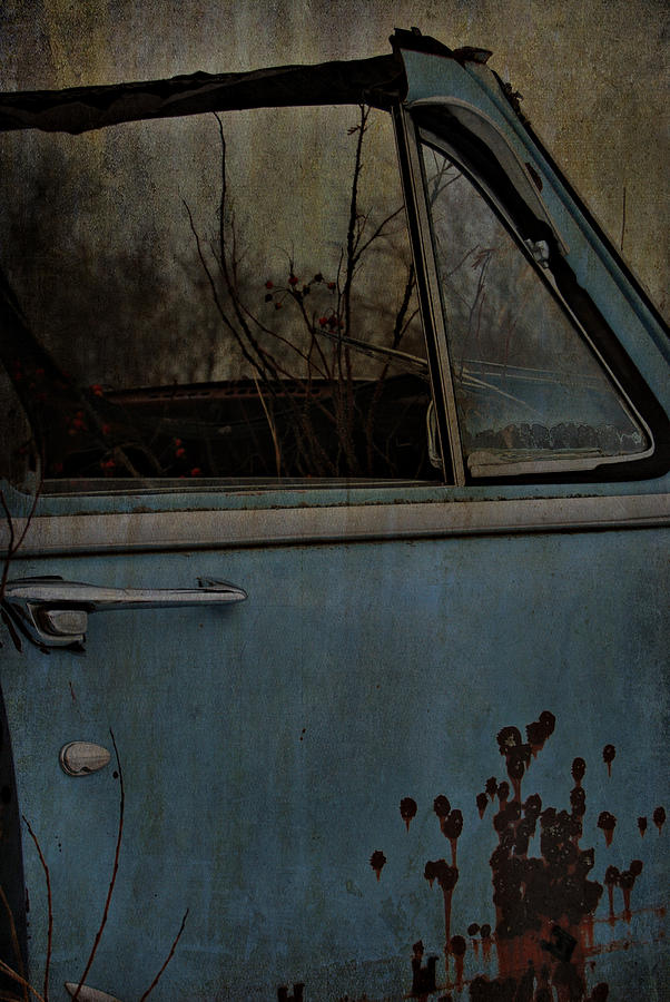 Truck Photograph - The Passenger  by The Artist Project
