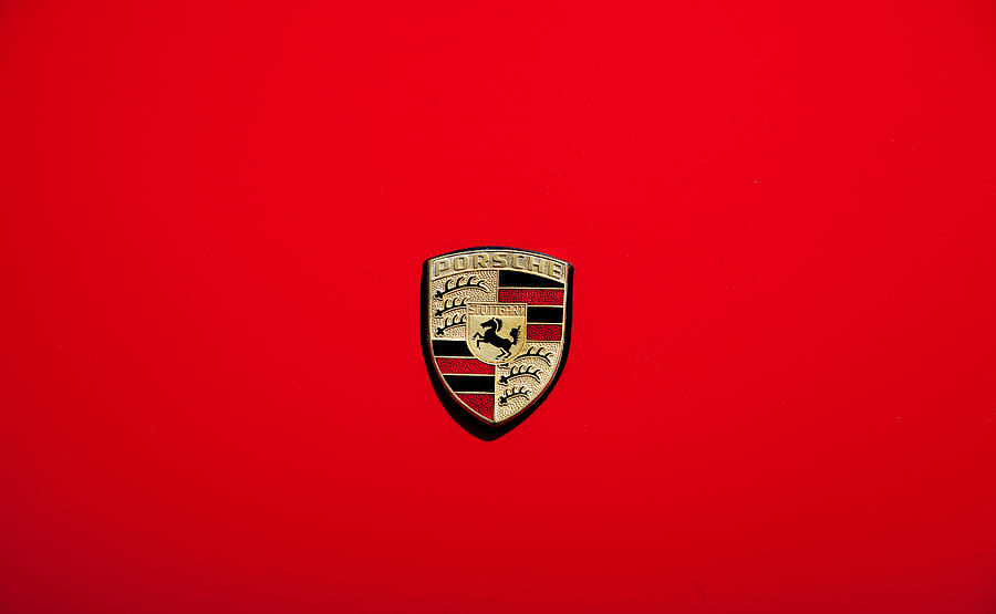 Car Photograph - The Porsche by Karol Livote