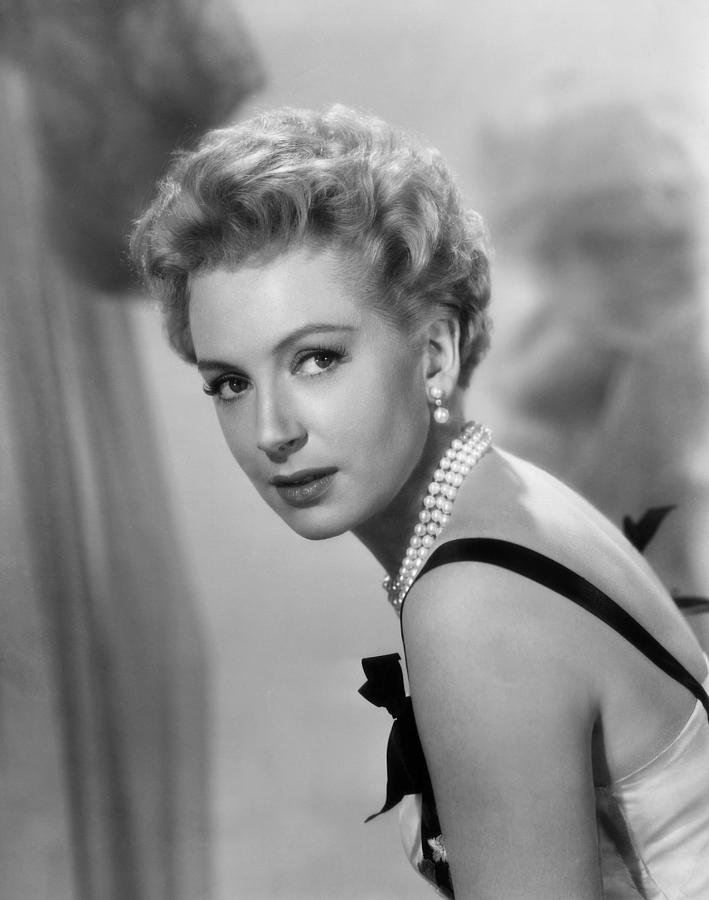 1950s Portraits Photograph - The Proud And The Profane, Deborah by Everett