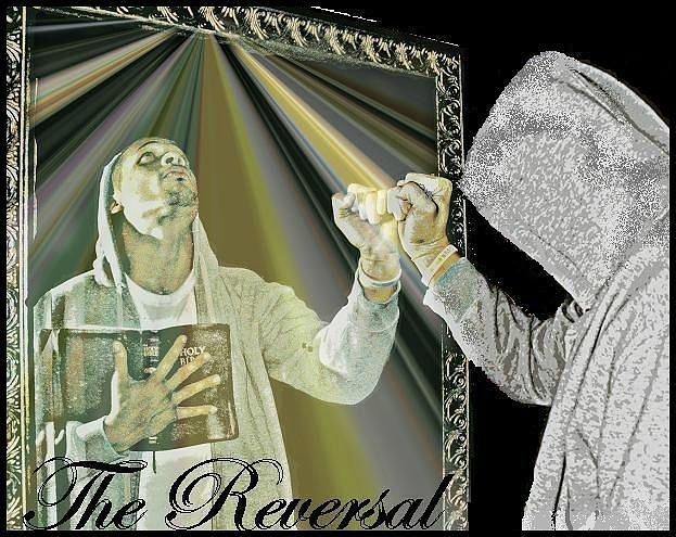 The Reversal Digital Art by Jessica Thomas