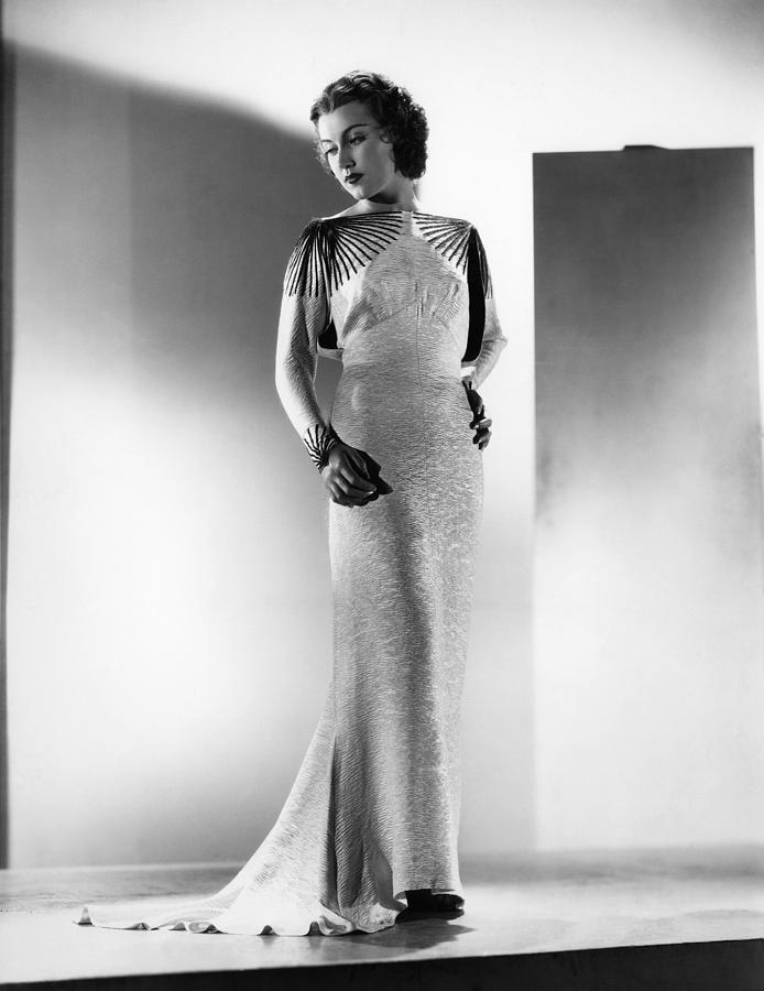 1930s Movies Photograph - The Richest Girl In The World, Fay by Everett