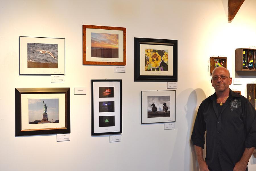 Sunset Photograph - The Salon Exhibit 2 by Artie Wallace