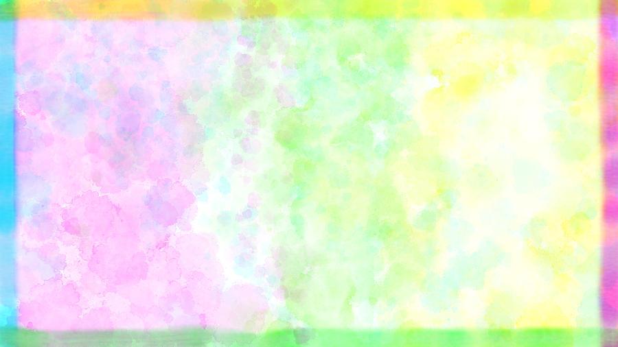 Color Digital Art - The Second Insight by Rosana Ortiz