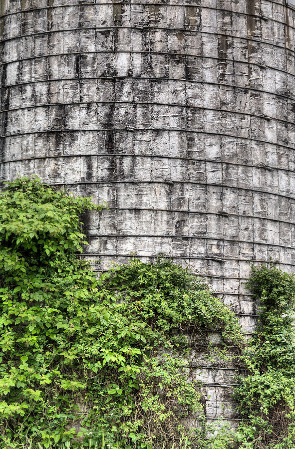 Silo Photograph - The Silo by JC Findley