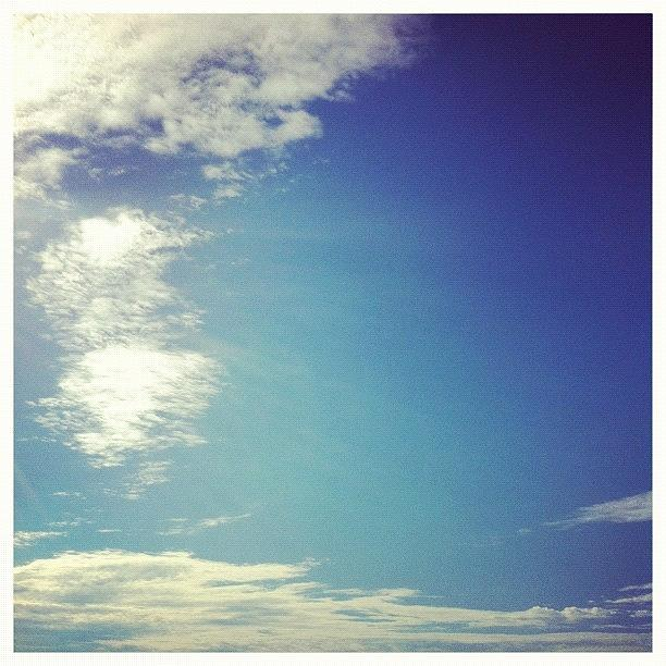 Beautiful Photograph - The Sky Is So Beautiful by Kristina Parker