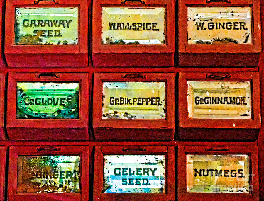 Spice Photograph - The Spice Of Life by Colleen Kammerer