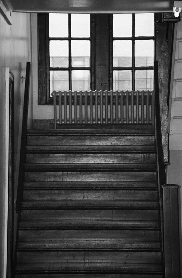 Architecture Photograph - The Stairway by Rob Hans