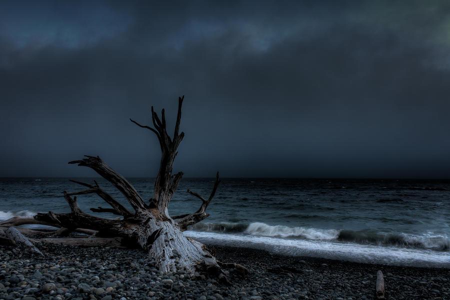 Storm Photograph - The Storm by Matt Dobson