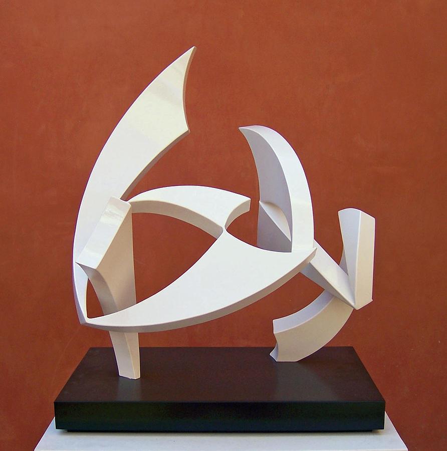 Sculpture Sculpture - The Taming Of Pegasus  by John Neumann