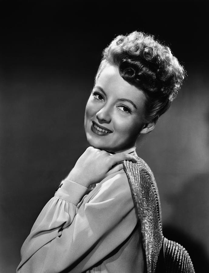 1940s Movies Photograph - The Thrill Of Brazil, Evelyn Keyes, 1946 by Everett