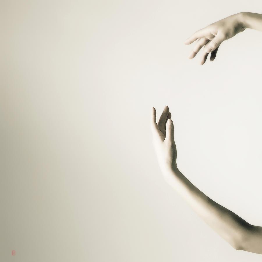 Tilt Photograph - The Tilt Hands by Nikolay Krusser