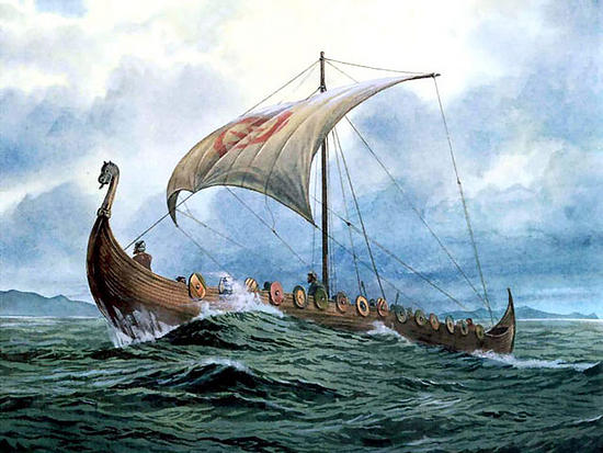 Image result for viking painting