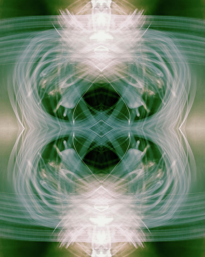 Abstract Photograph - The Welcome by Taylor Steffen SCOTT