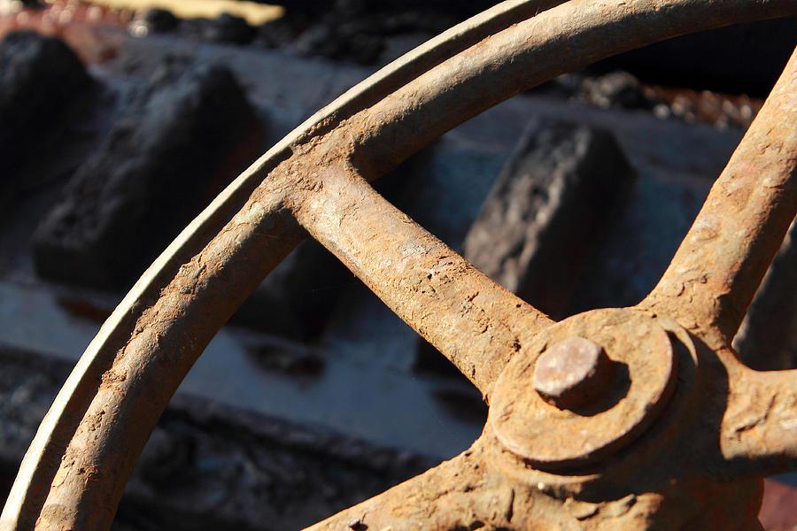 The Wheel Photograph by Steve K