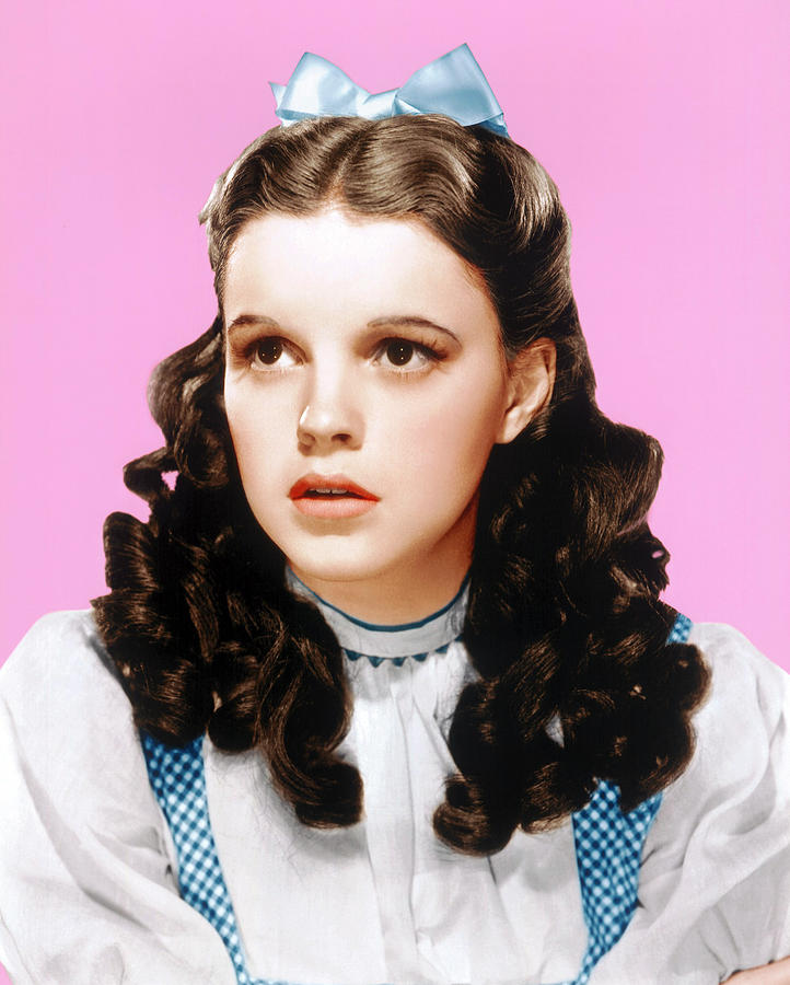 1930s Movies Photograph - The Wizard Of Oz, Judy Garland, 1939 by Everett