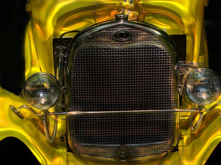 Vintage Cars Photograph - They dont make em like that anymore by Christy Leigh