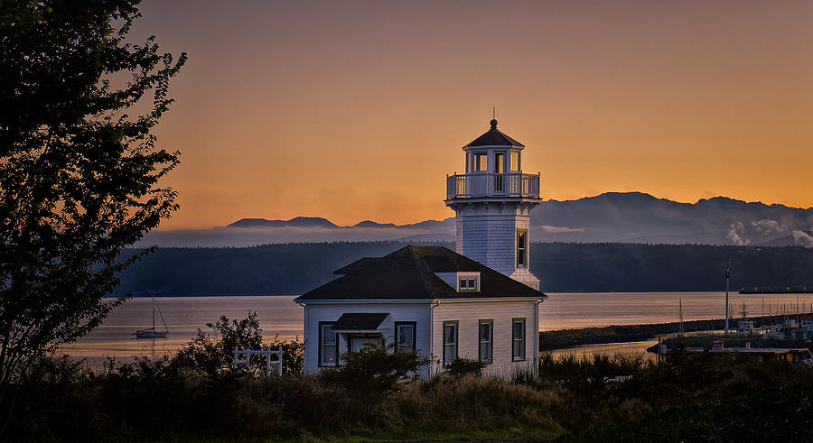 This Is Washington State No 11 Port Townsend Light