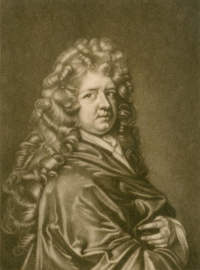 History Photograph - Thomas Betterton C. 1635-1710, Leading by Everett