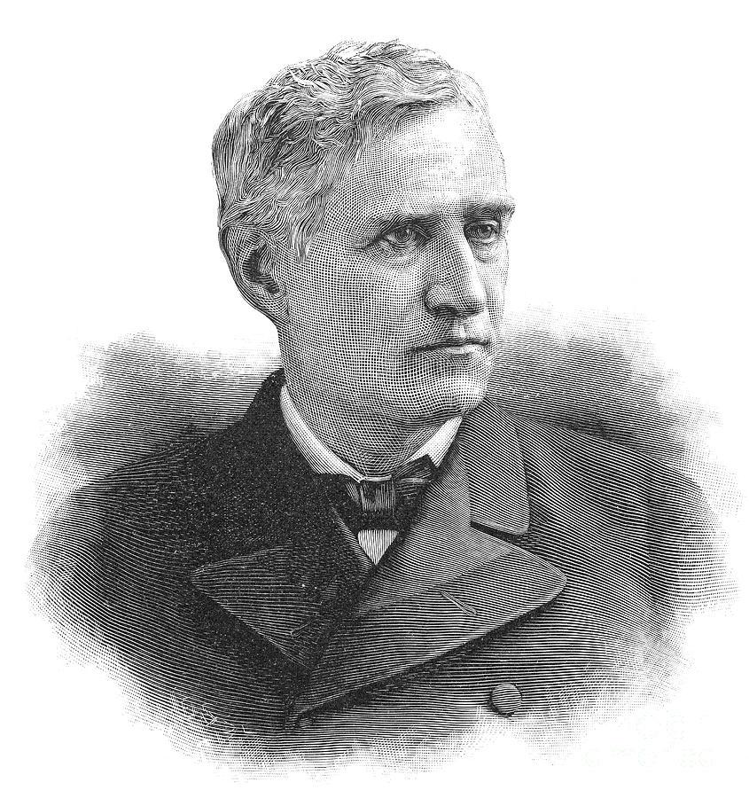 19th Century Photograph - Thomas Francis Bayard by Granger