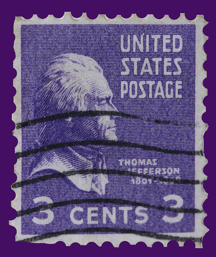 President Thomas Jefferson Photograph
