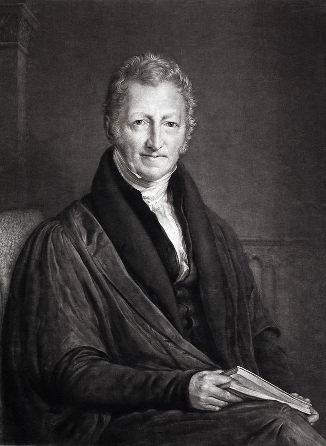 reverend malthus an essay on the principle of population An essay on the principle of population 3 2nd to 6th editions following both widespread praise and criticism of his essay, malthus revised his arguments and.