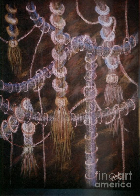 Pastel Pastel - Threads by Nahed Ismaeil
