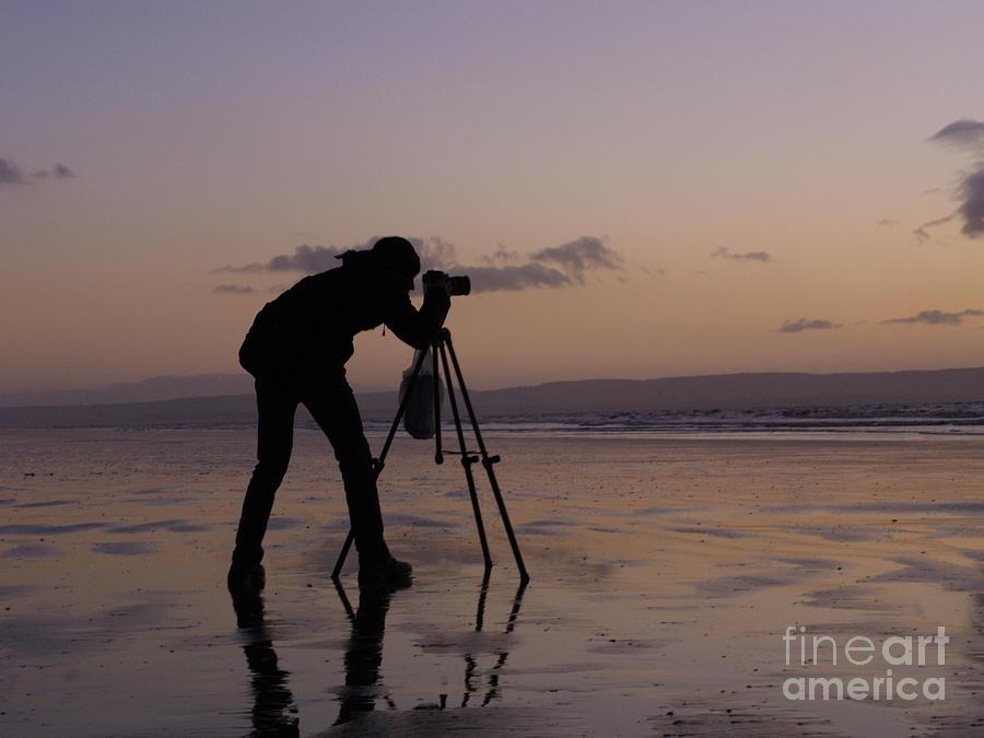 Alone Photograph - Three Legged Friend by Urban Shooters