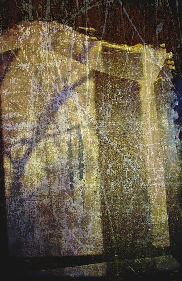 Glass Photograph - Through A Glass Darkly by Odd Jeppesen