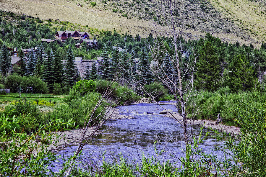 Vail Photograph - Through My Eyes by Madeline Ellis