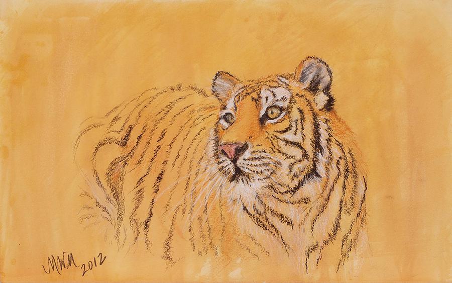 Tiger Alert by Michelle Wolff