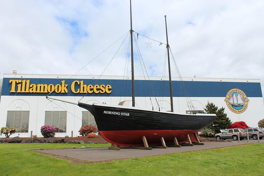Tillamook Boat Photograph by Michael Wolfe