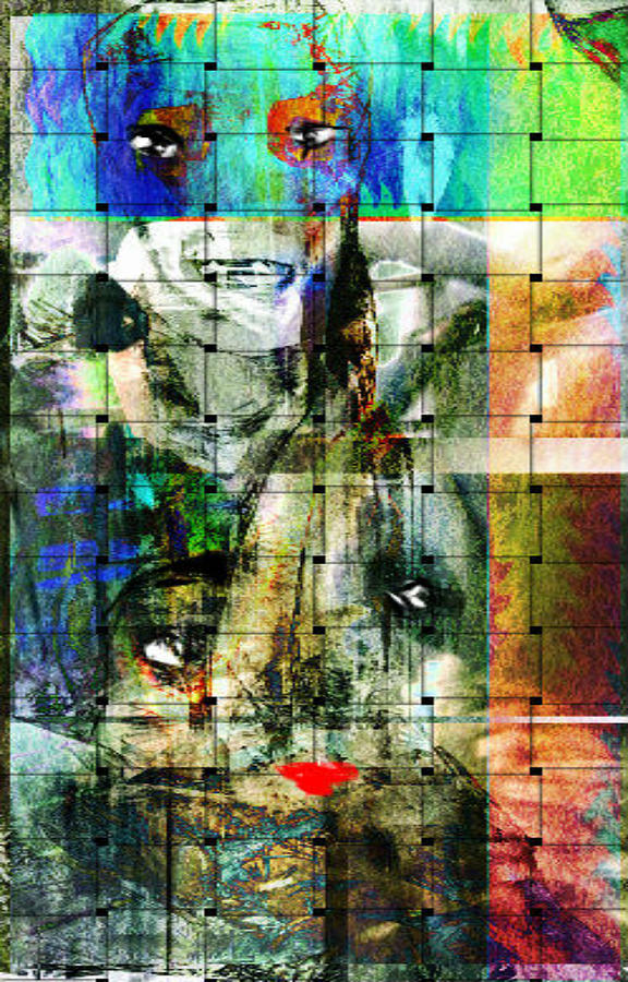 Digital Art - Timeless In Soweto  by Rc Rcd