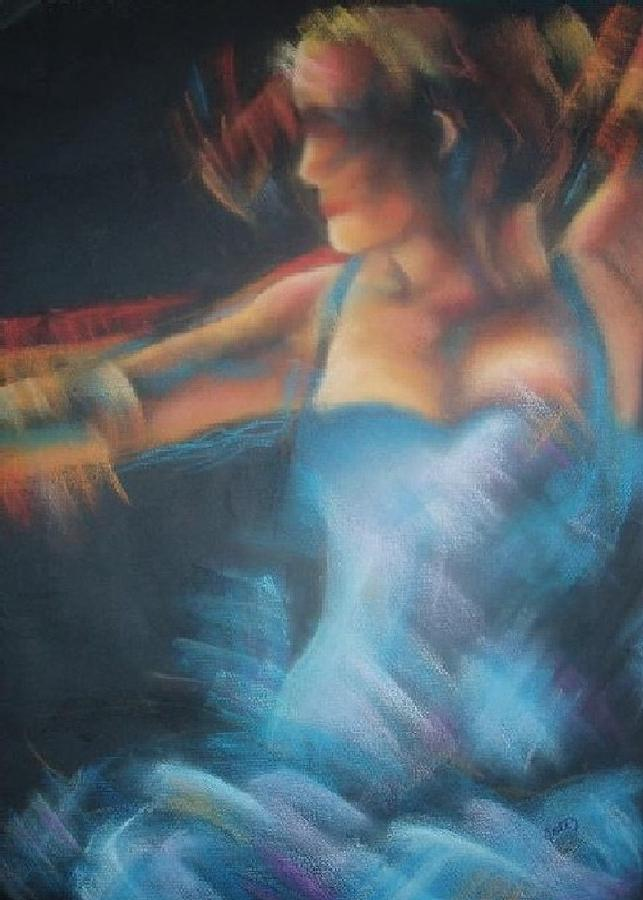 Movement Pastel - Timeless by Joanna Gates