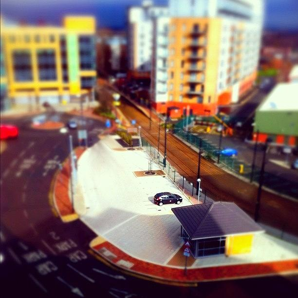 Tiny Salford Photograph by Jamie Emanuel