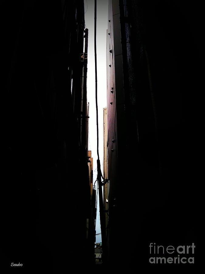 Street Photograph - Tiny World by Eena Bo