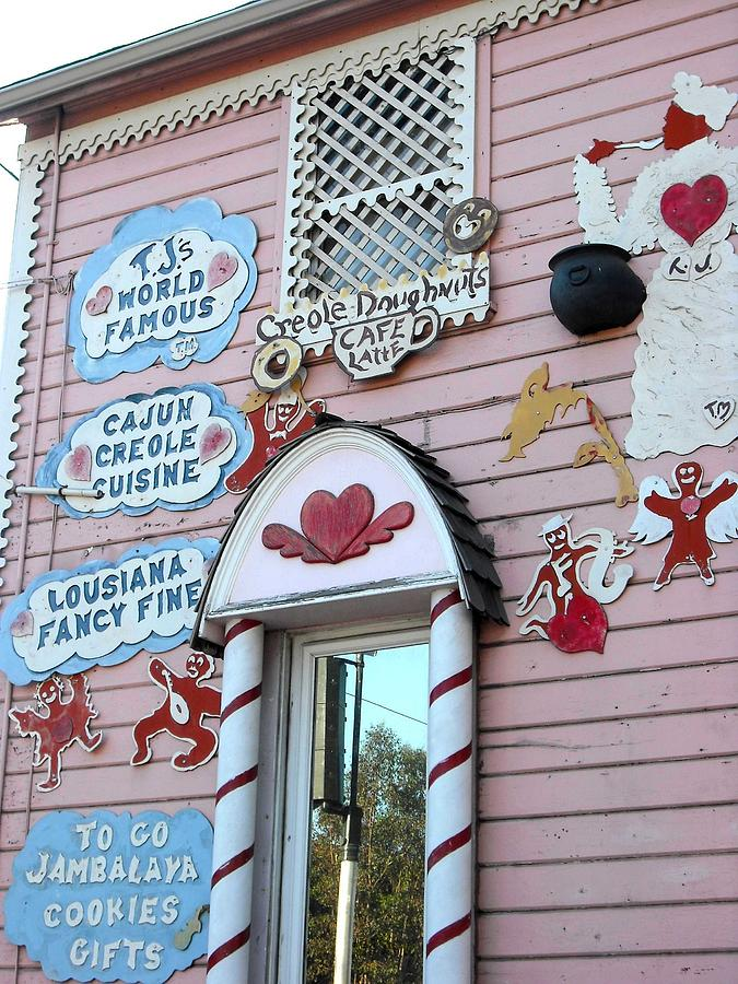 TJ's Gingerbread House Oakland by Kelly Manning