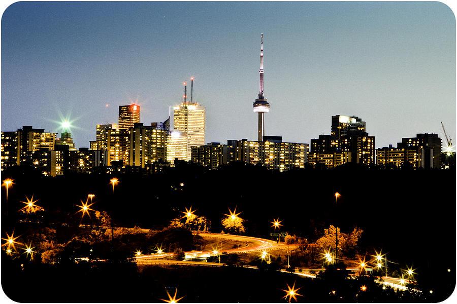 Toronto Photograph - T.o. by Milan Kalkan