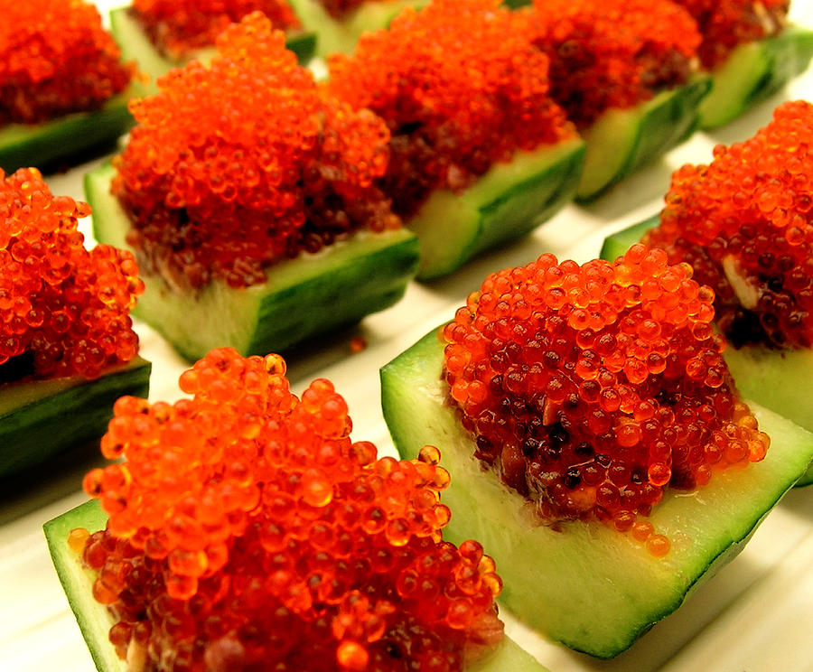 Tobiko Tapenade by James Temple